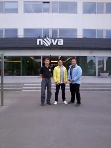 V televizi Nova